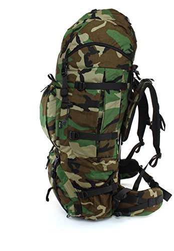 Trekking 100l Con De Mochila Litros 120 20l Camouflage Cubierta Tashev Mount Impermeable 1f7wpxq