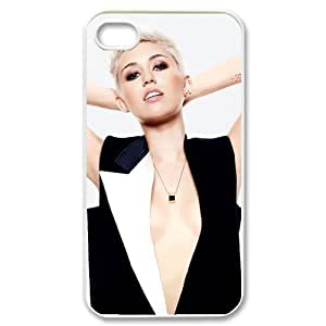Music Star Miley Cyrus Hard Case for Apple IPhone 4/4S