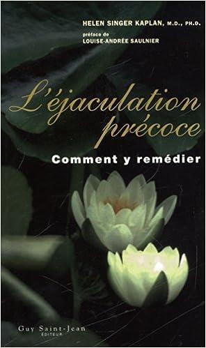 Lire Ejaculation precoce (L') pdf