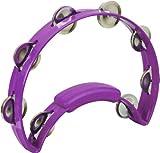 RhythmTech RT1280 Solo Tambourine, Purple
