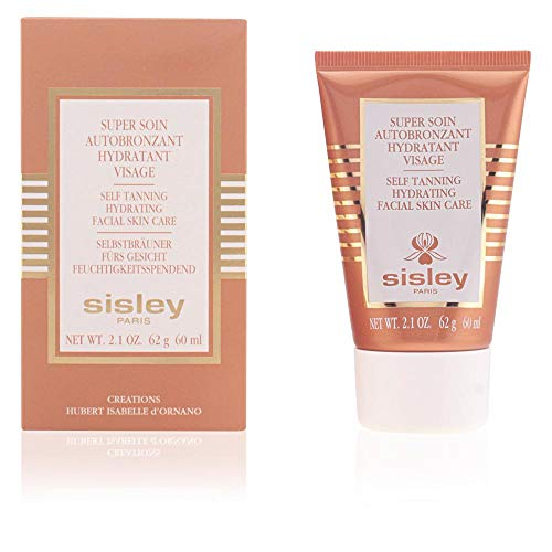 Sisley Self Tanning Hydrating Facial Skin Care for Unisex, 0.53 Pound