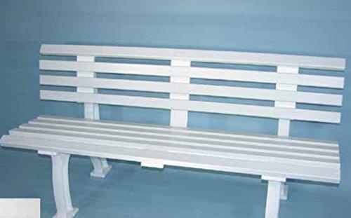 テニスコートシート ハルトルコースター コートベンチ ホワイト B00T2IEHBY