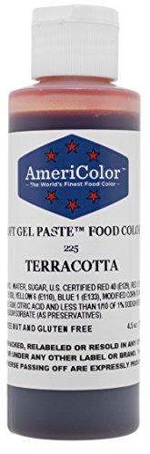 TERRACOTTA SOFT GEL PASTE 4.5 OZ Cake