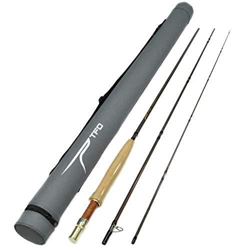 Finesse Trout Glass Rod w/Case, 3-4 wt. 7'0
