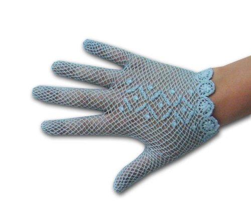 Lady Sybil Crochet Gloves...