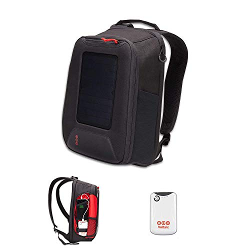 Voltaic Systems - Converter 5 Watt Solar Panel Backpack with Backup Battery Pack...