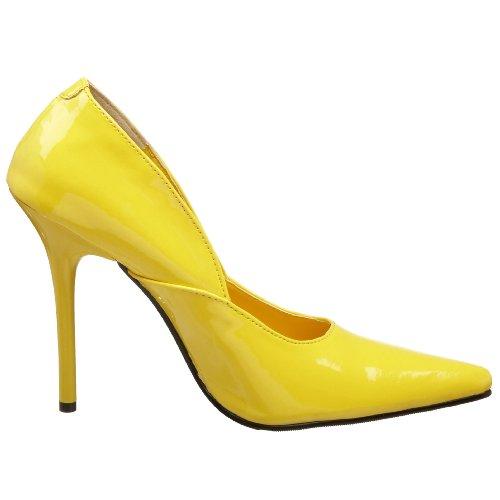 Pleaser MILAN-01 - Zapatos para mujer Vernis