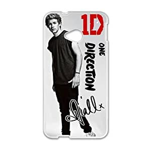 Happy One Direction Fashion Comstom Plastic case cover For HTC One M7