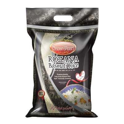 Ocean Pearl Rozana Basmati Rice (Long Grain) 10lbs