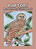 Raptors - Birds of Prey Coloring Book, , 0888396007