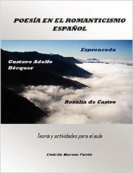 Poesa En El Romanticismo Espaol (Spanish Edition)