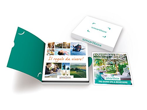 Smartbox – Geschenkbox – 3 Tage Spa & Wellness – Exklusives Produkt ...