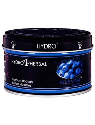 Hydro Herbal 250g Blueberry Hookah Shisha Tobacco Free Molasses