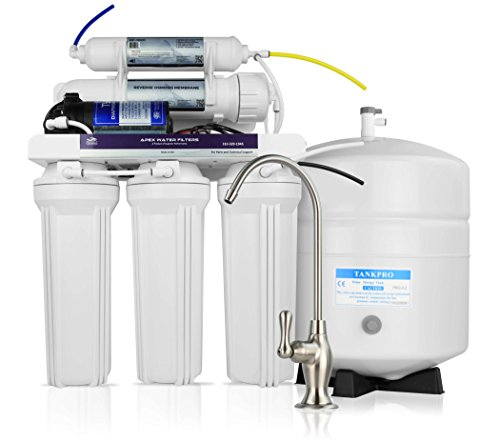 APEX Reverse Osmosis Drinking Water Filter (MR-5101) by Apex