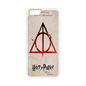 """Harry Potter and the Deathly Hallow PC Hard Plastic phone Case Cover For Apple Iphone6/Plus5.5"""" screen Cases JWH9120402"""