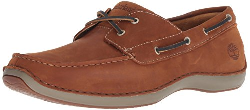 Timberland Men's Anapolis Boat Shoe,Brown,10.5 M (Boats Shoes Timberland)