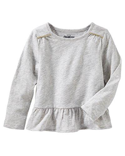 OshKosh BGosh Girls Toddler Long Sleeve Knit Tunic