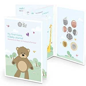 The 2014 My First Coins Baby Journal by The Royal Mint