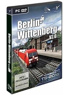 Train Simulator 2016 - Berlin-Leipzig (Add-On) [Importación Alemana]: Amazon.es: Videojuegos