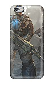 Top Quality Case For Samsung Note 2 Cover Case With Nice Gears Of War Judgment Game Appearance