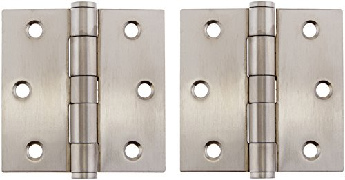 Deltana SS33U32D Stainless Steel 3-Inch x 3-Inch Square Hinge