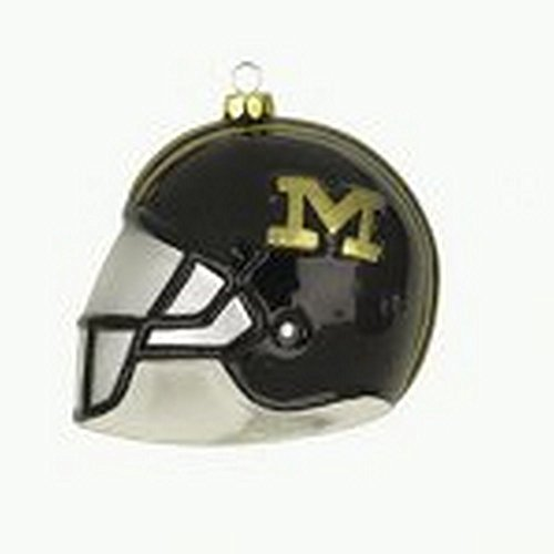 NCAA Licensed Glass Helmet Ornament (Missouri Mizzou Tigers)