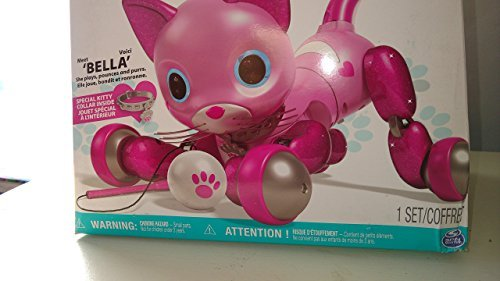 Zoomer Kitty, Interactive Cat, Bella Walmart Exclusive