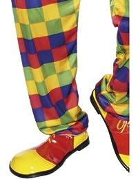 Smiffy's Men's Clown Shoes Deluxe