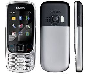 nokia 6303i classic sim free mobile phone no network logo. Black Bedroom Furniture Sets. Home Design Ideas