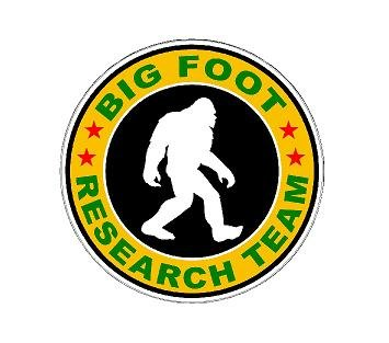 Bigfoot Research Team Decal