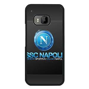 Societo Sportiva Calcio Napoli Phone Case Fashion Absorbing AC Napoli Design Cover Shell Snap on Htc One M9