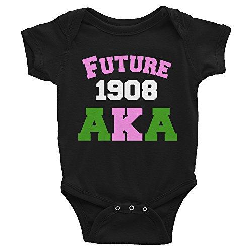 ShowYourLove Future 1908 AKA Infant Onesie