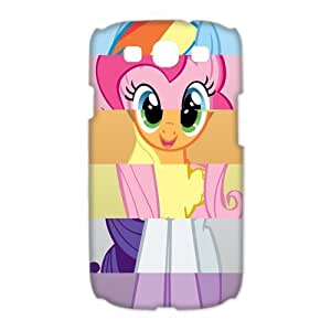 Custom My Little Pony Hard Back Cover Case for Samsung Galaxy S3 CL351