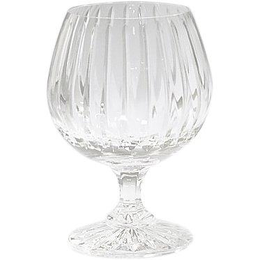 Handcut Crystal 7 ounce Brandy Glasses - Regency - Set of 6