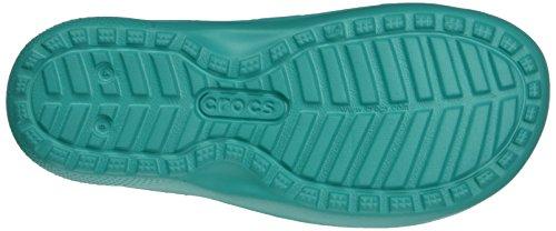 Unisex Sandal crocs Teal Tropical Slide Classic RdwwST4qp