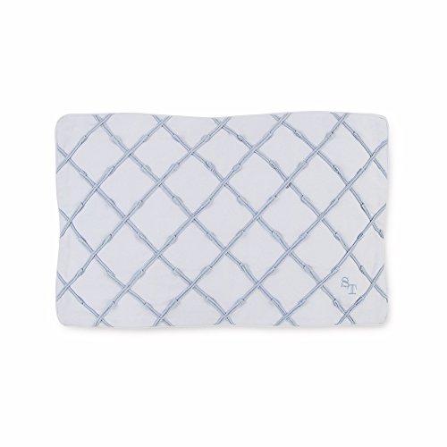 Southern Tide Home Sea Breeze Decorative Pillow, 12 x 20, Blue/White
