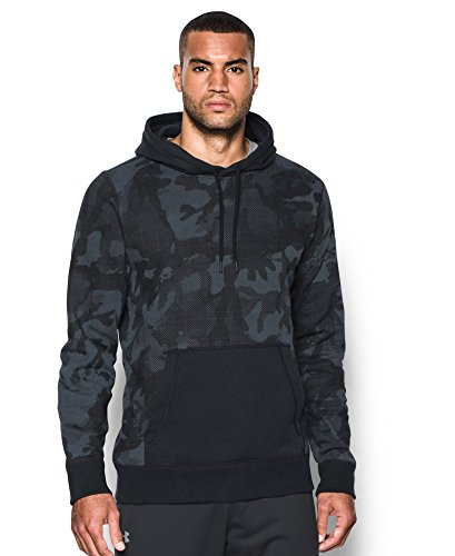 Under Armour Men's Rival Fleece Printed Hoodie