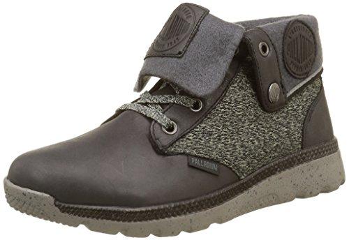 Mujer Altas Zapatillas Negro Para Palladium 315 Black Bgy F Tct Plvil wXII0q4R