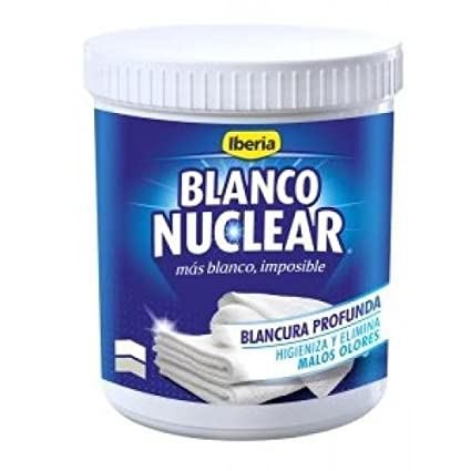 Iberia Blanco Nuclear Blanqueador Quitamanchas Polvo - 450 gr