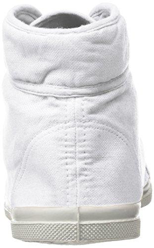 Bensimon Baskets Tennis Mode Mid Blanc Femme 44RqSErpn