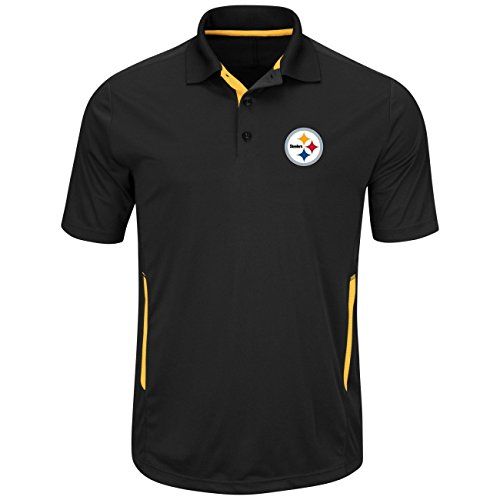 Steelers dri fit shirts pittsburgh steelers dri fit shirt for Cool dri polo shirts