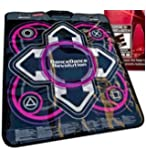 Playstation 3 Dance Mat (PS3) from Dance Dance Revolution - Game Not Included