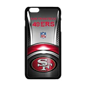 San Francisco 49ers Brand New And Custom Hard Case Cover Protector For Iphone 6 Plus