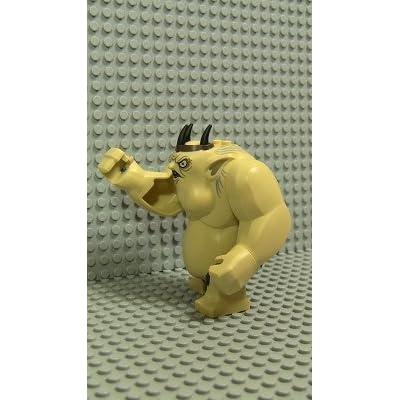LEGO Minifig The Hobbit_042 Goblin King_A: Toys & Games