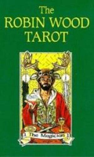 LLEWELLY Robin Wood Tarot Deck - Robin Wood Tarot Cards