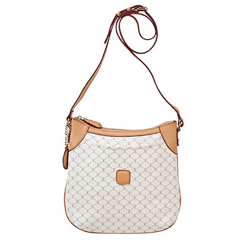 Casual White Bag Off Accents Crossbody Leather U5wqRTg