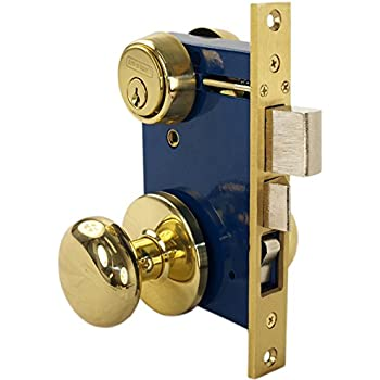Marks 91a Left Hand Reverse Mortise Lockset By Marks