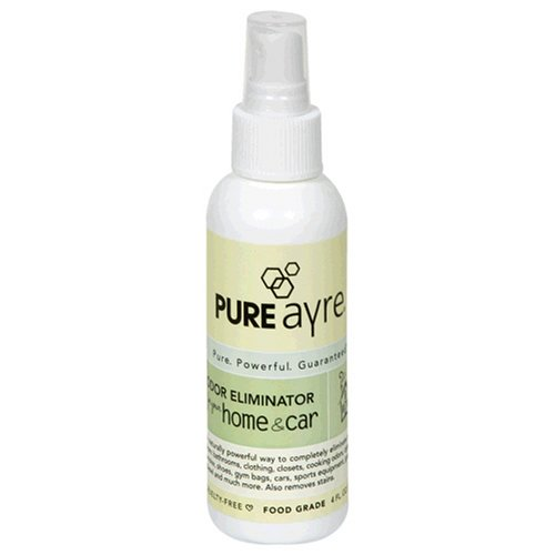 Clean Earth - Pureayre 4 Oz Pure Ayre Home & Car Travel Spray Bottle  4404H