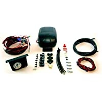 AIR LIFT 25592 Load Controller II On Board Air Compressor System by Air Lift