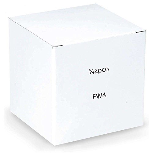 Firewolf Advanced Photoelectric Smoke Detector, 4-Wire ()